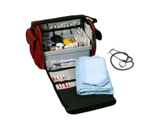 Trousses médicales de secours
